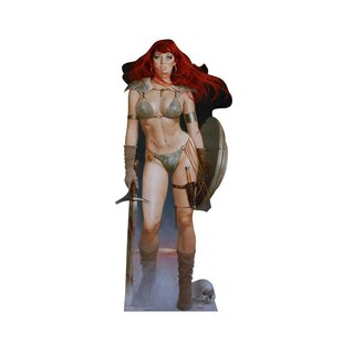 Red Sonja Red Dawn Standup by Advanced Graphics