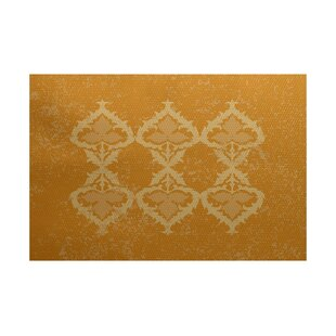 Soluri Gold Indoor/Outdoor Area Rug
