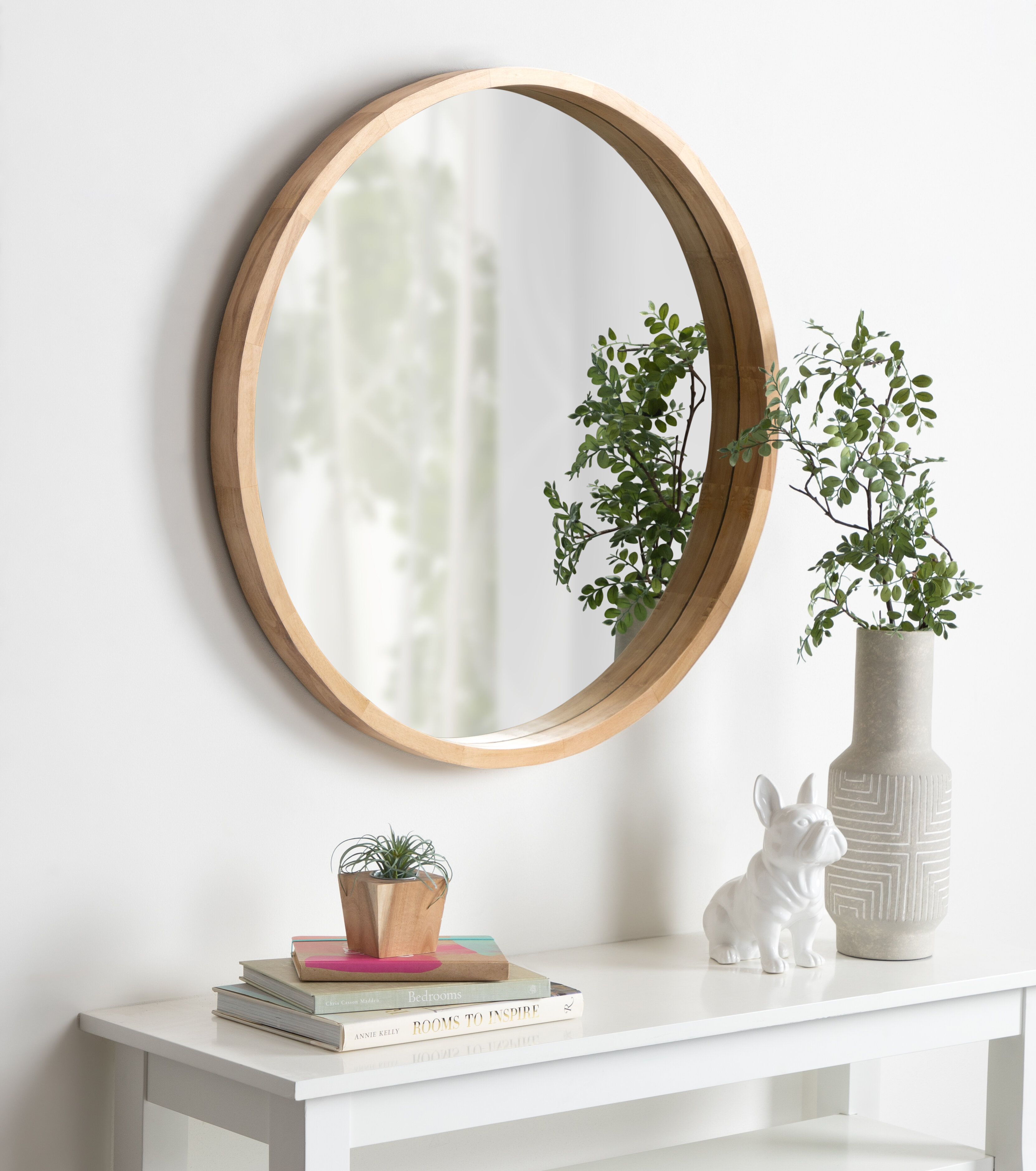 Mercury Row Loftis Modern Contemporary Accent Mirror Reviews Wayfair
