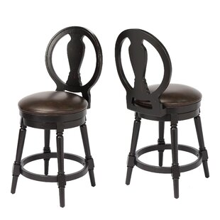 Hasse 24 Swivel Bar Stool