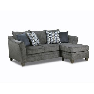 Deals Shorey Reversible Sectional by Winston Porter Reviews (2019) & Buyer's Guide