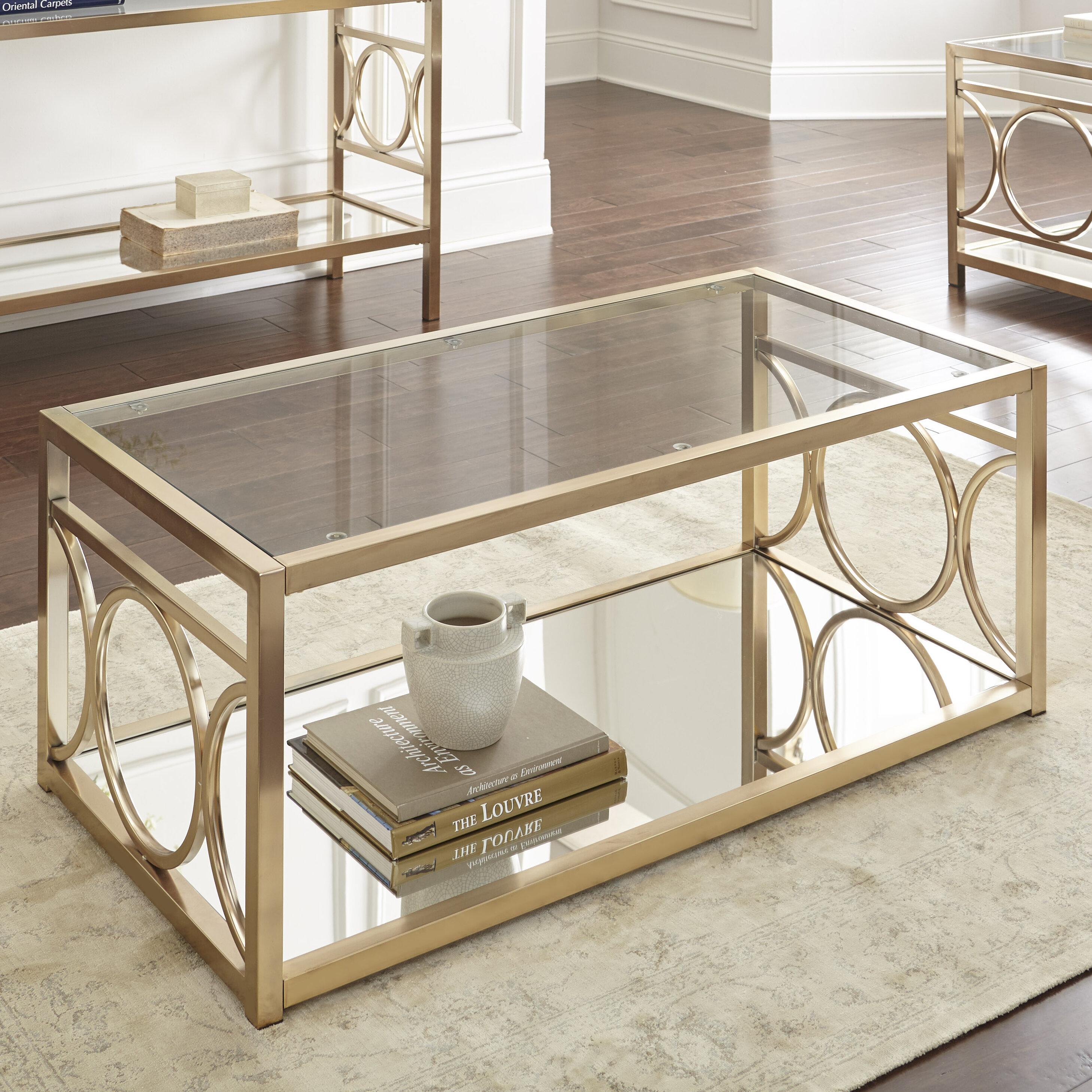 Willa Arlo Interiors Astor Coffee Table & Reviews