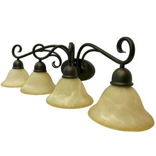 Fleur De Lis Living Bayhills 4-Light Vanity Light