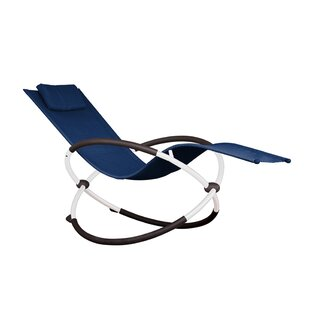 Freeport Park Kaylah Zero Gravity Chair with Cushion