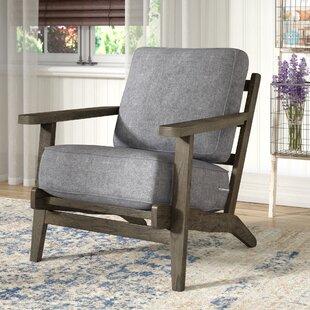 Clora Armchair by Laurel F..
