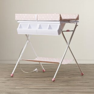 Read Reviews Bathinette Foldable Bathtub and Changer Combo ByBaby Diego