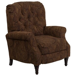 Aline Manual Recliner Fleur De Lis Living