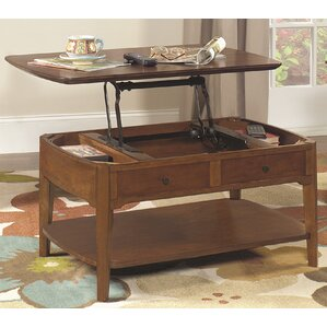 Waynesville Lift Top Coffee Table by Red Bar..