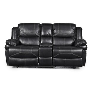 Moab Reclining 78 Pillow Top Arm Loveseat by Red Barrel Studio