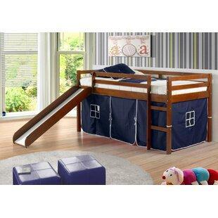 Ogden Tent Twin Low Loft Bed