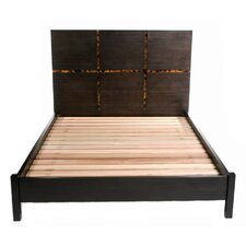 Pulo Platform Bed by Indo Puri