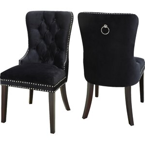 Stonefort Upholstered Dining Chair (Set of 2) by..