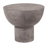 Perpetual Concrete Side Table
