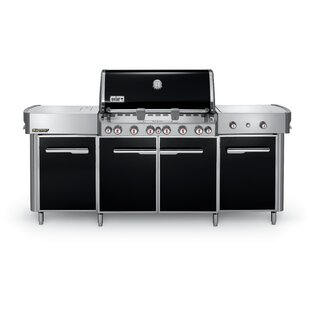 Summit® Grill Center Black LP By Weber
