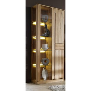Angelos Curio Cabinet By Gracie Oaks