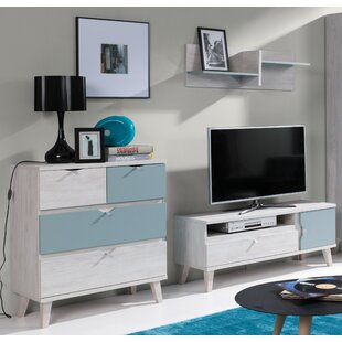 Belle Entertainment Unit For TVs Up To 50