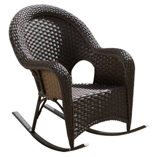 Denver Wicker Rocker