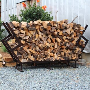 Large Premium Log Rack By King Canopy