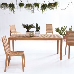 Teo Dining Table By Tikamoon
