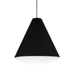 Brayden Studio Towry 1-Light Cone Pendant