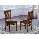 Rockdale Solid Wood Dining Chair (Set of 2) by Darby Home Co
