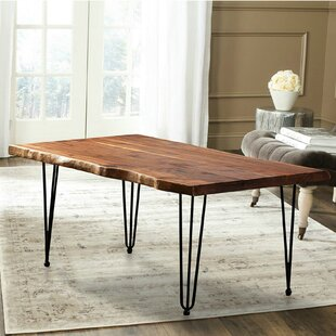 Mathilda North American Hairclip Legs Coffee Table