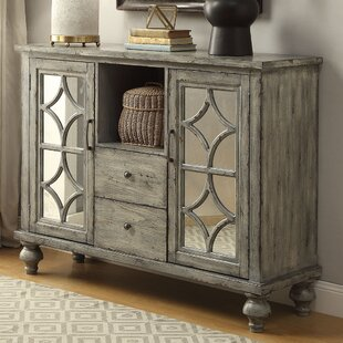 Diondre 2 Door Accent Cabinet by Bungalow Rose