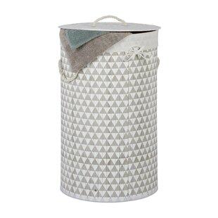 Bamboo Laundry Bin By Mercury Row