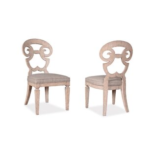 Reilley Solid Wood Dining Chair by Canora Grey