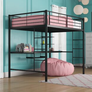 Reviews Maurice Full Loft Bed by Viv + Rae Reviews (2019) & Buyer's Guide