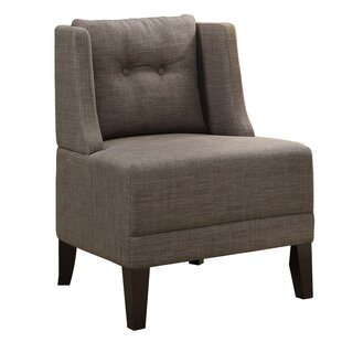 Rodolph Wingback Chair by Infini Furnishings