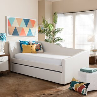 Brinkley Daybed with Trundle by Trule Teen