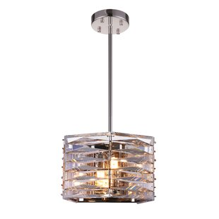 CWI Lighting Squill 3-Light Pendant
