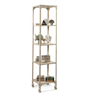 Japheth Pier Tower Etagere Bookcase by 17 Stories Reviews