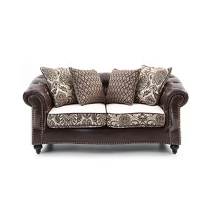 Tristian Loveseat by World Menagerie