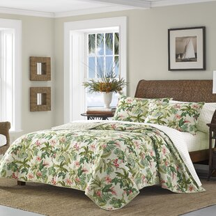 Tommy Bahama Home Monte Verde Quilt by Tommy Bahama Bedding