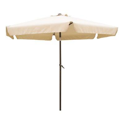 Hyperion 8 Beach Umbrella by Brayden Studio