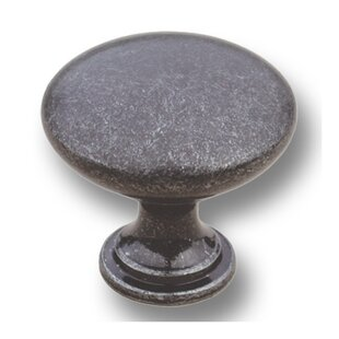 High-End Cast Metal Traditional Mushroom Knob By Custom Service Hardware