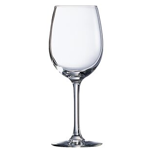 Grand Vin 12 Oz. Crystal Stemmed Wine Glass (Set Of 6) by Chef & Sommelier Purchase