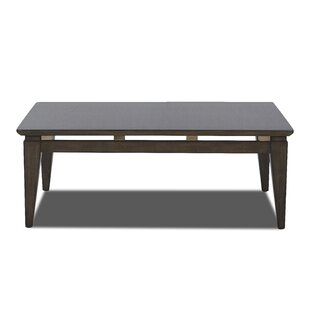 Ivy Bronx Amabilia Coffee Table with Magazine Rack