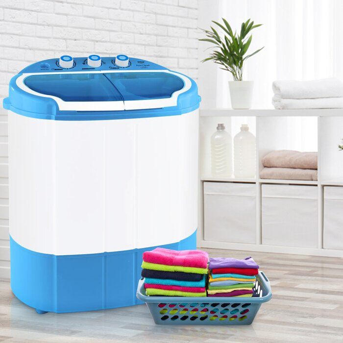 11 cu. ft. Portable Washer and Dryer Combo