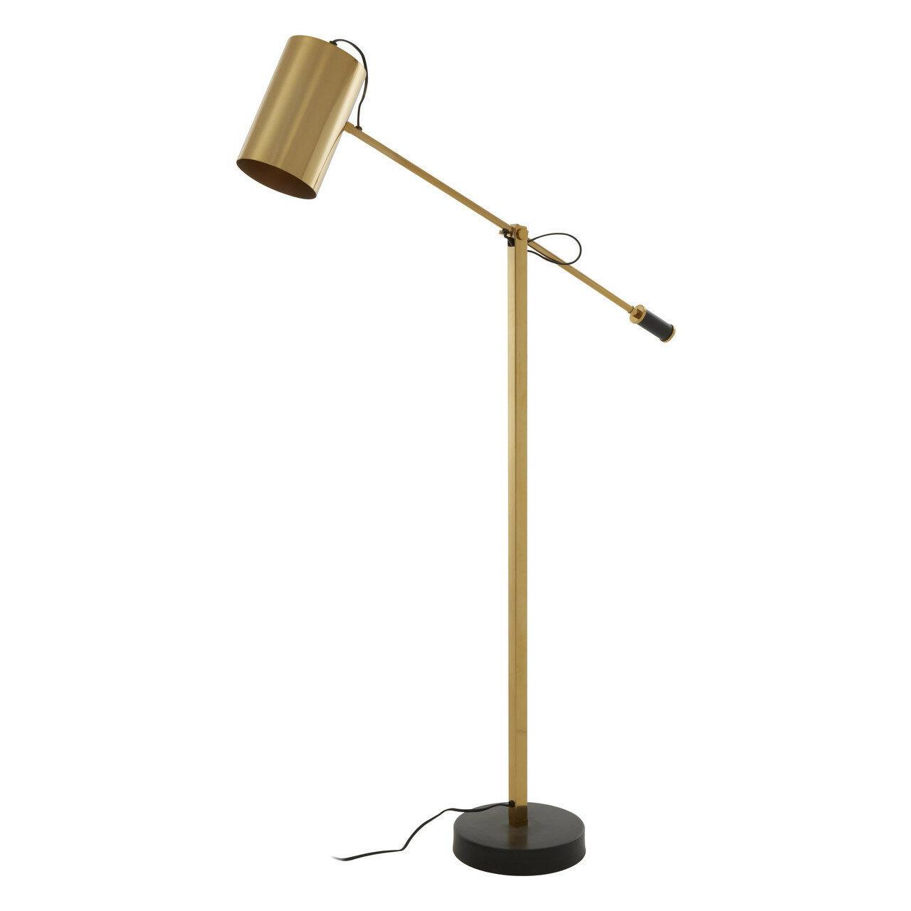 Ebern Designs Tuba 130cm Novelty Floor Lamp Wayfair Co Uk