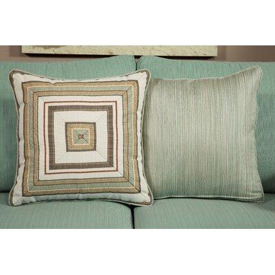Korhonen Medium Indoor/Outdoor Throw Pillow by Alcott Hill Cool