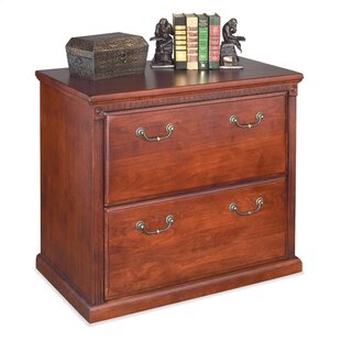 Myrna 2-Drawer Lateral File Cabinet by DarHome Co Bargain