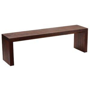 Eamon Wood Bench by Cortesi Home