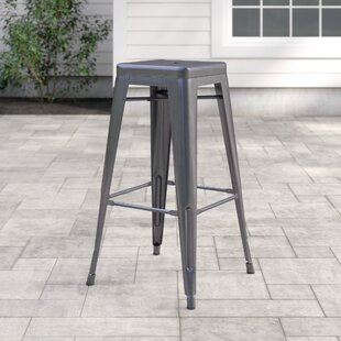 Oliver 75cm Bar Stool By 17 Stories
