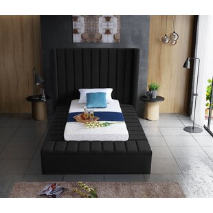 Rick Upholstered Storage Platform Bed