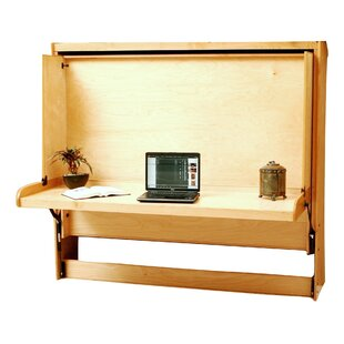 Modern Birch Murphy Bed by Wallbeds