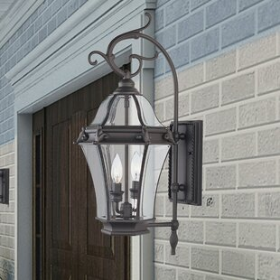 Shop For Eberhardt Traditional Outdoor Wall Lantern By Darby Home Co