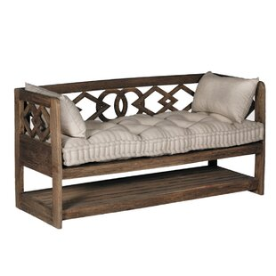 Modena Wood Storage Bench by Gabby Bargain